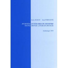 Journées littéraires de Mondorf 1995