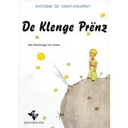 De Saint-Exupéry Antoine: De Klenge Prënz