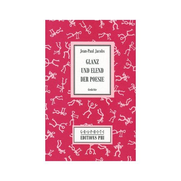 Jacobs Jean Paul Glanz Und Elend Der Poesie Editions Phi