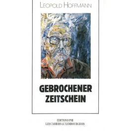 Hoffmann Leopold: Gebrochener Zeitschein