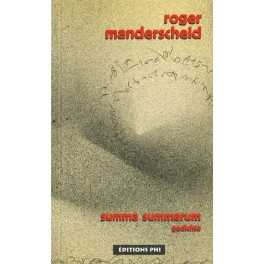Manderscheid Roger: Summa Summarum