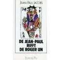 Jacobs Jean-Paul: De Jean-Paul rifft de Roger un
