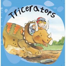 Anna Obiols & Subi: Triceratops