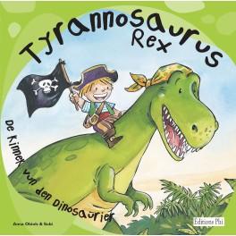Tyrannosaurus Rex -Anna Obiols & Subi