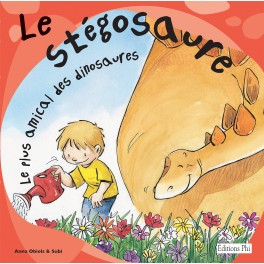 Le stégosaure - Anna Obiols & Subi