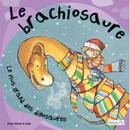 Le brachiosaure - Anna Obiols & Subi
