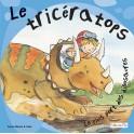 Le tricératops - Anna Obiols & Subi