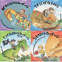 Dinosaurier-Bicher