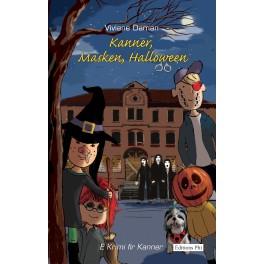 Viviane Daman - Kanner, Masken, Halloween