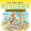 Den Tiger léiert recycléieren