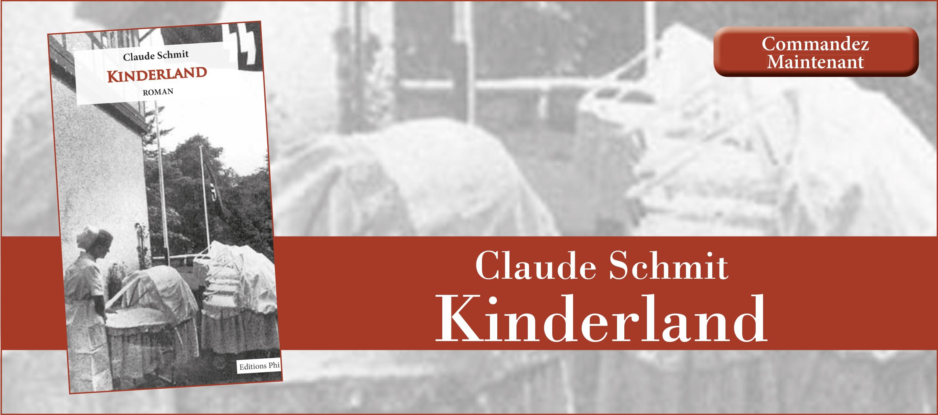 Claude Schmit : Kinderland