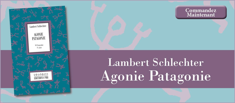 Lambert Schlechter - Agonie Patagonie