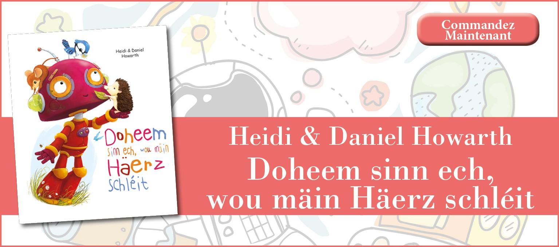Heidi & Daniel Howarth - Doheem sinn ech, wou mäin Häerz schléit