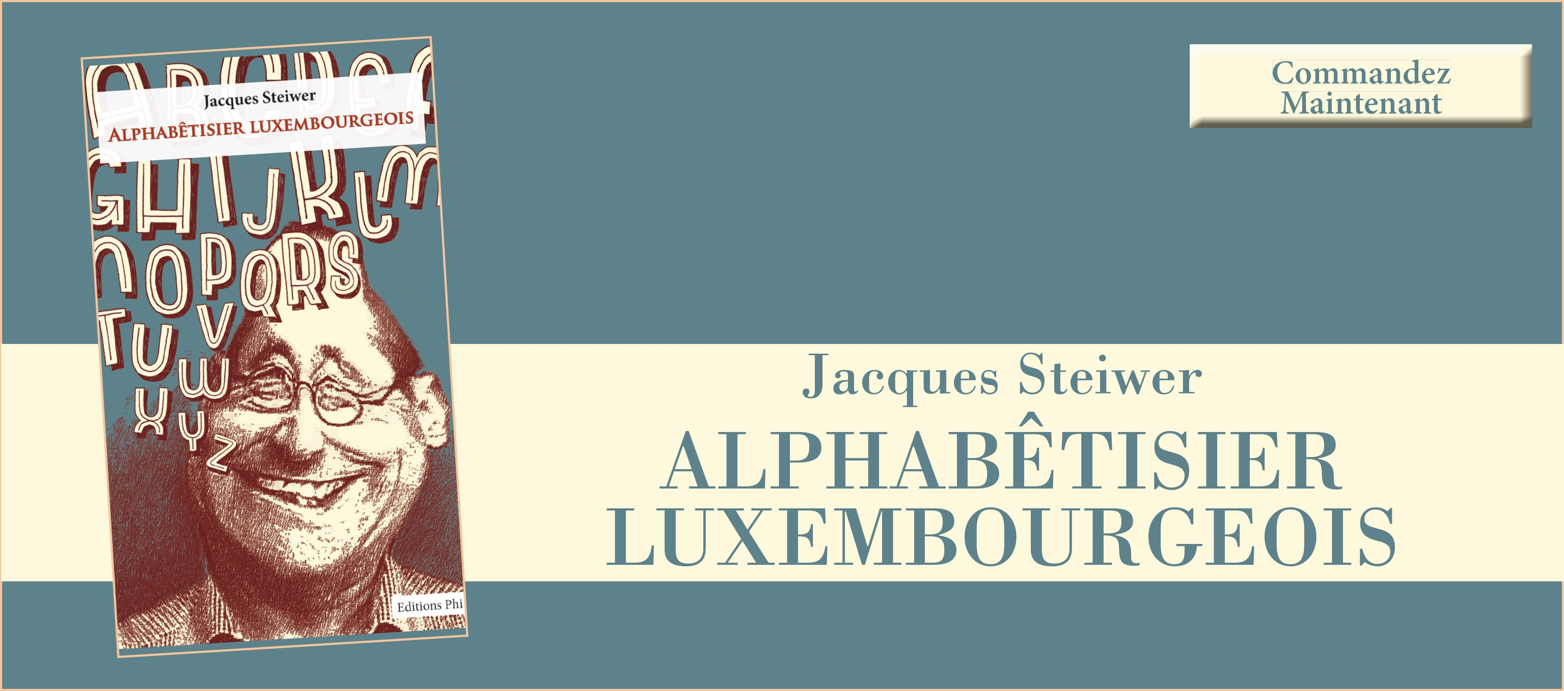 Jacques Steiwer - Alphabêtisier Luxembourgeois