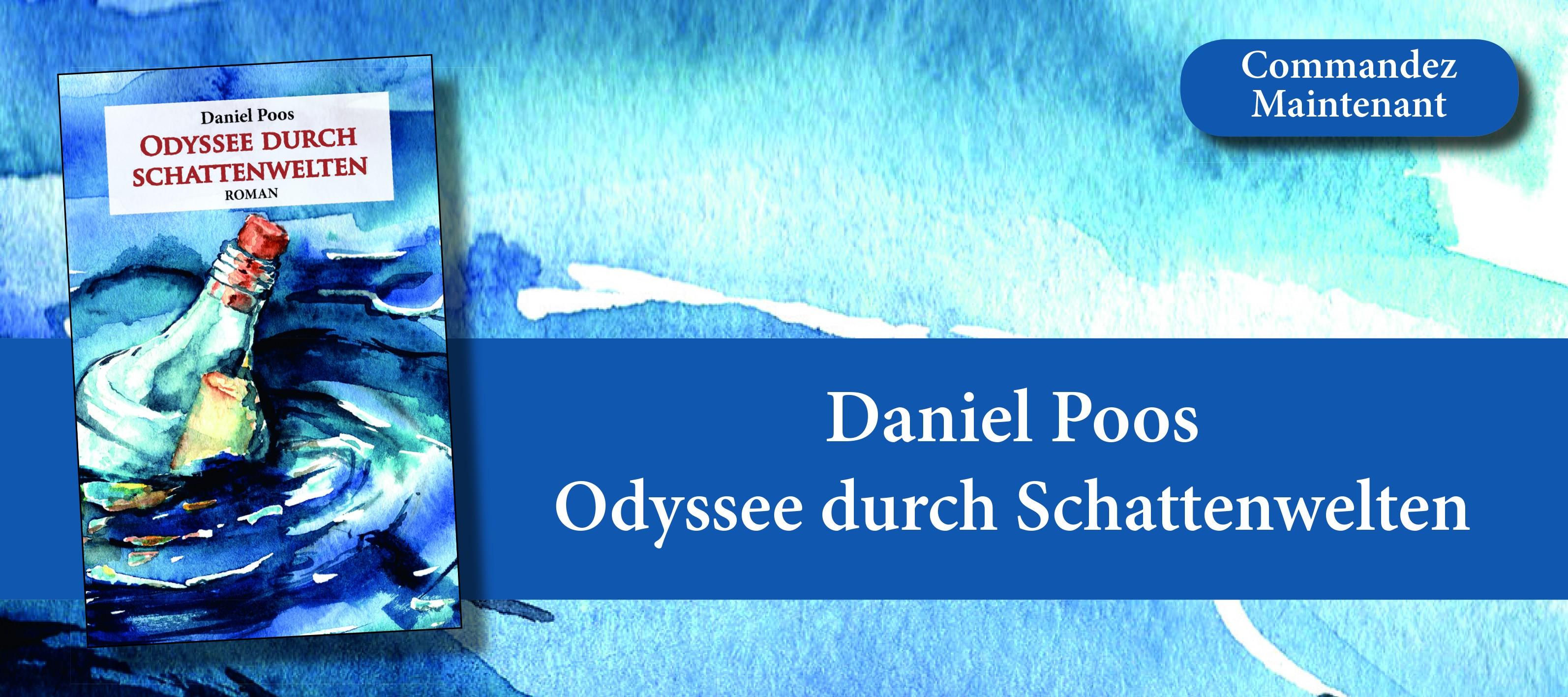 Daniel Poos - Odyssee durch Schattenwelten