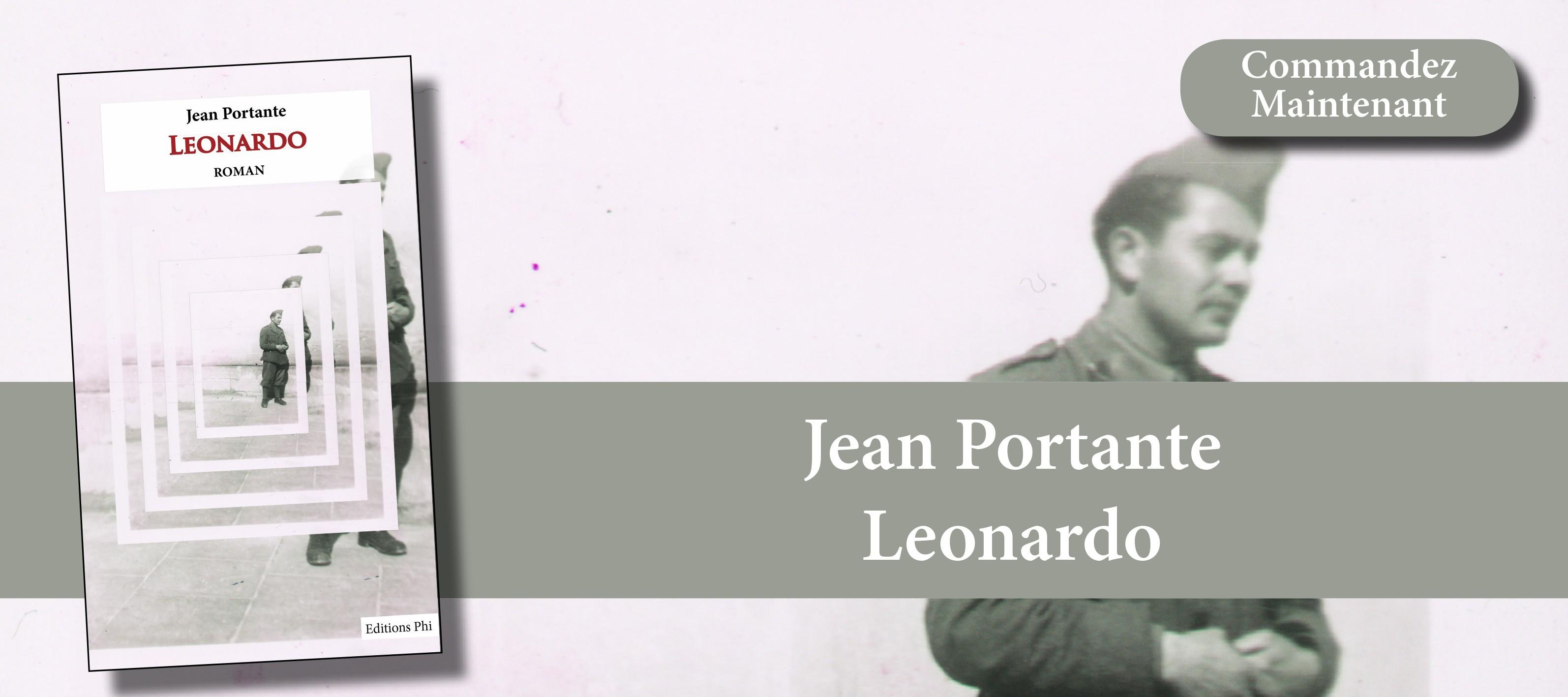 Jean Portante - Leonardo