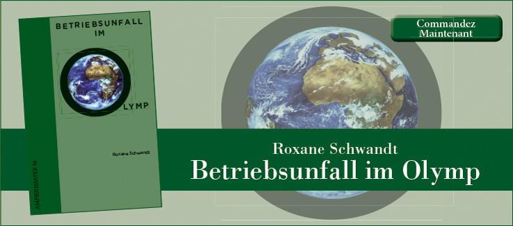 Roxane Schwandt: Betriebsunfall im Olymp
